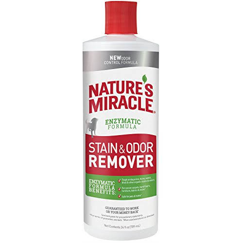 Nature's Miracle Stain And Odor Remover - 24oz