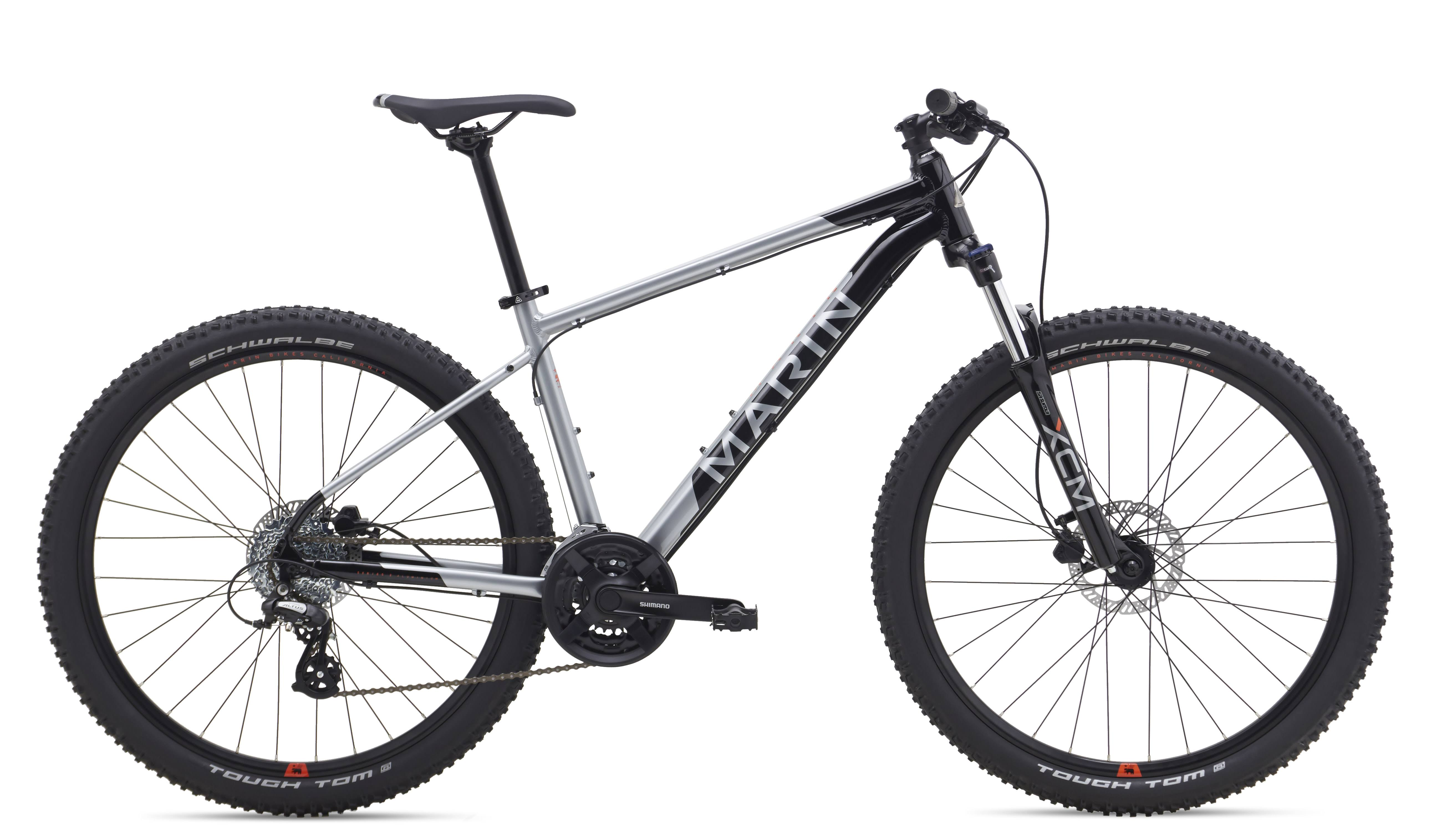 Marin Bobcat Trail 3 Mountain Bike 2019