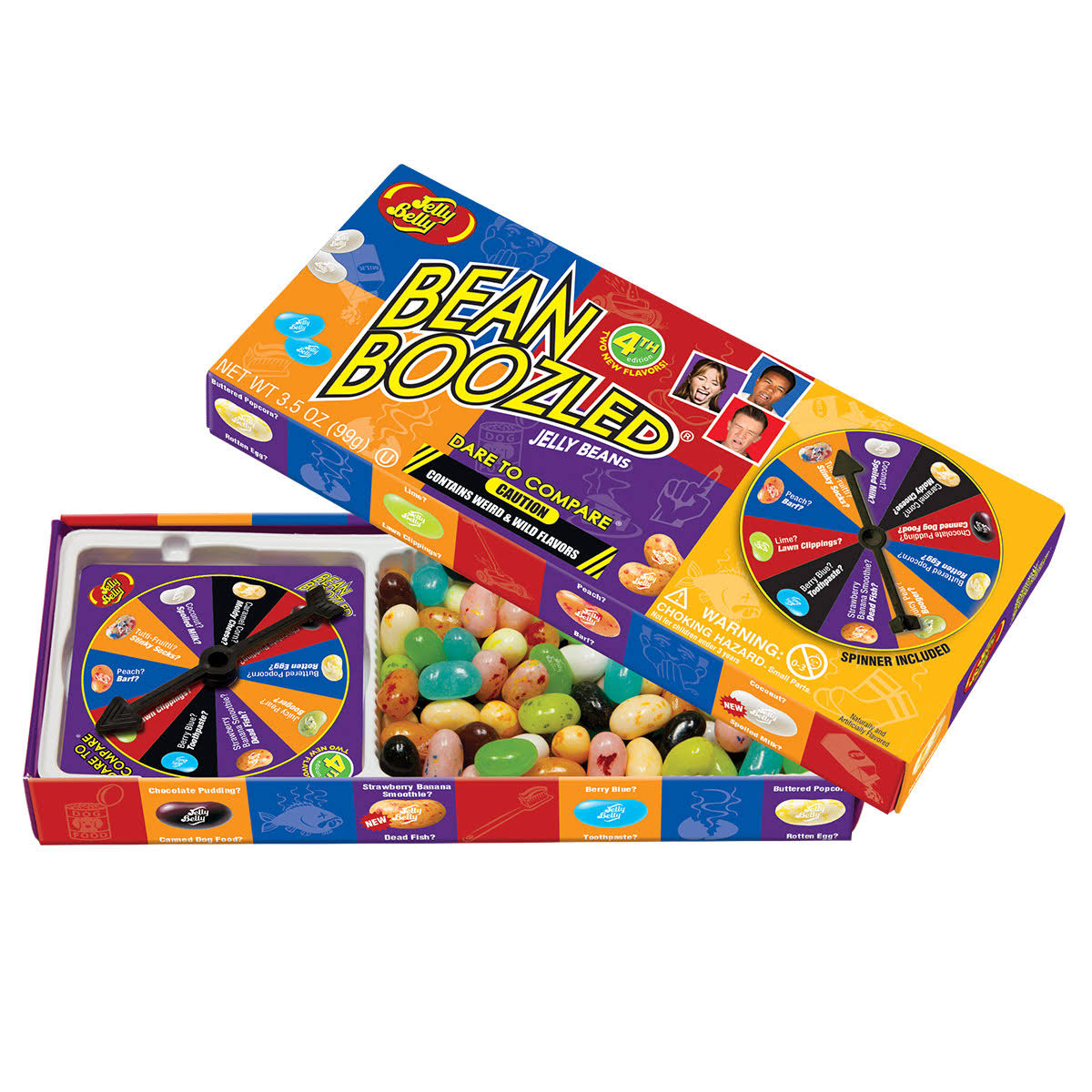 Jelly Belly Bean Boozled Jelly Beans - 99g