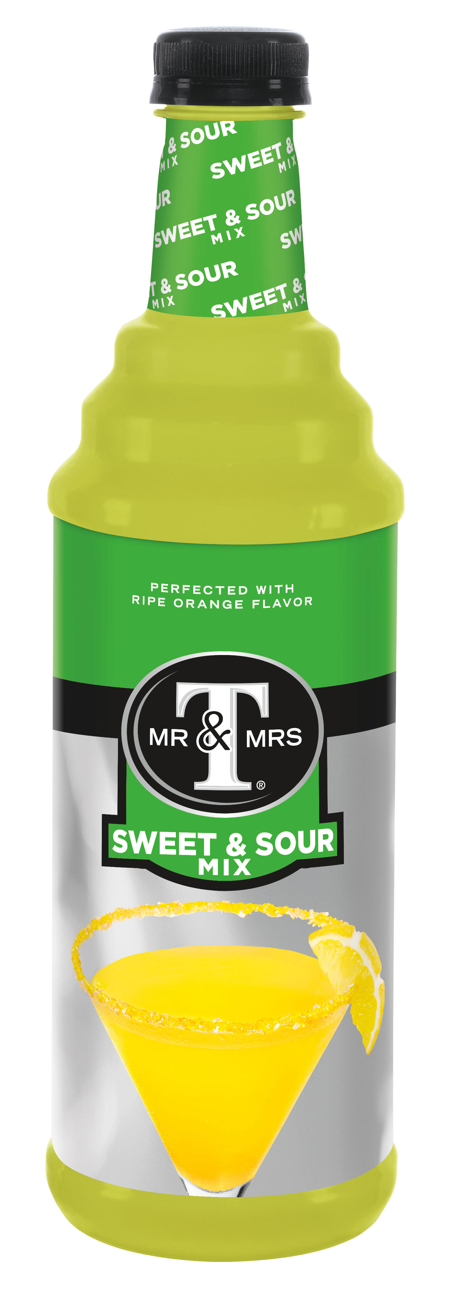 Mr & Mrs T Sweet & Sour Mix - 1l