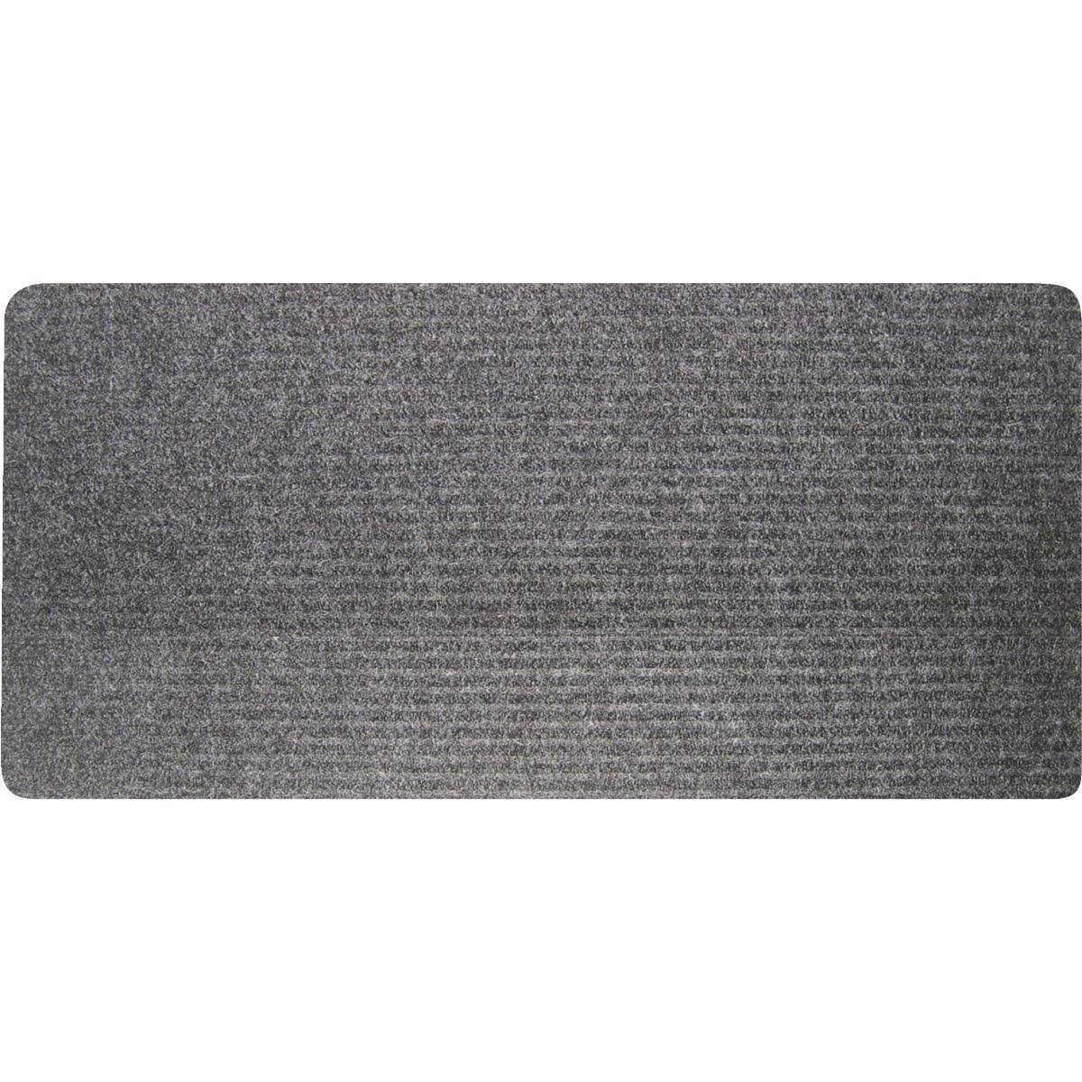 W. J. Dennis Carpet Runner - Charcoal, 24in X 60in