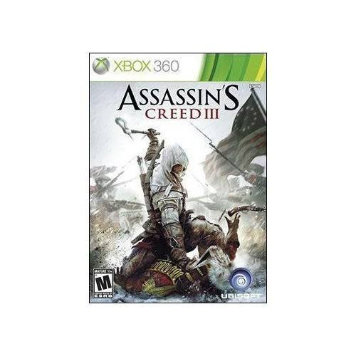 Assassins Creed III GameStop Edition - Xbox 360