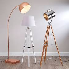 Photographers Tripod Floor Lamp by Floor Lamps U2013 Next Day Delivery Floor Lamps From Worldstores