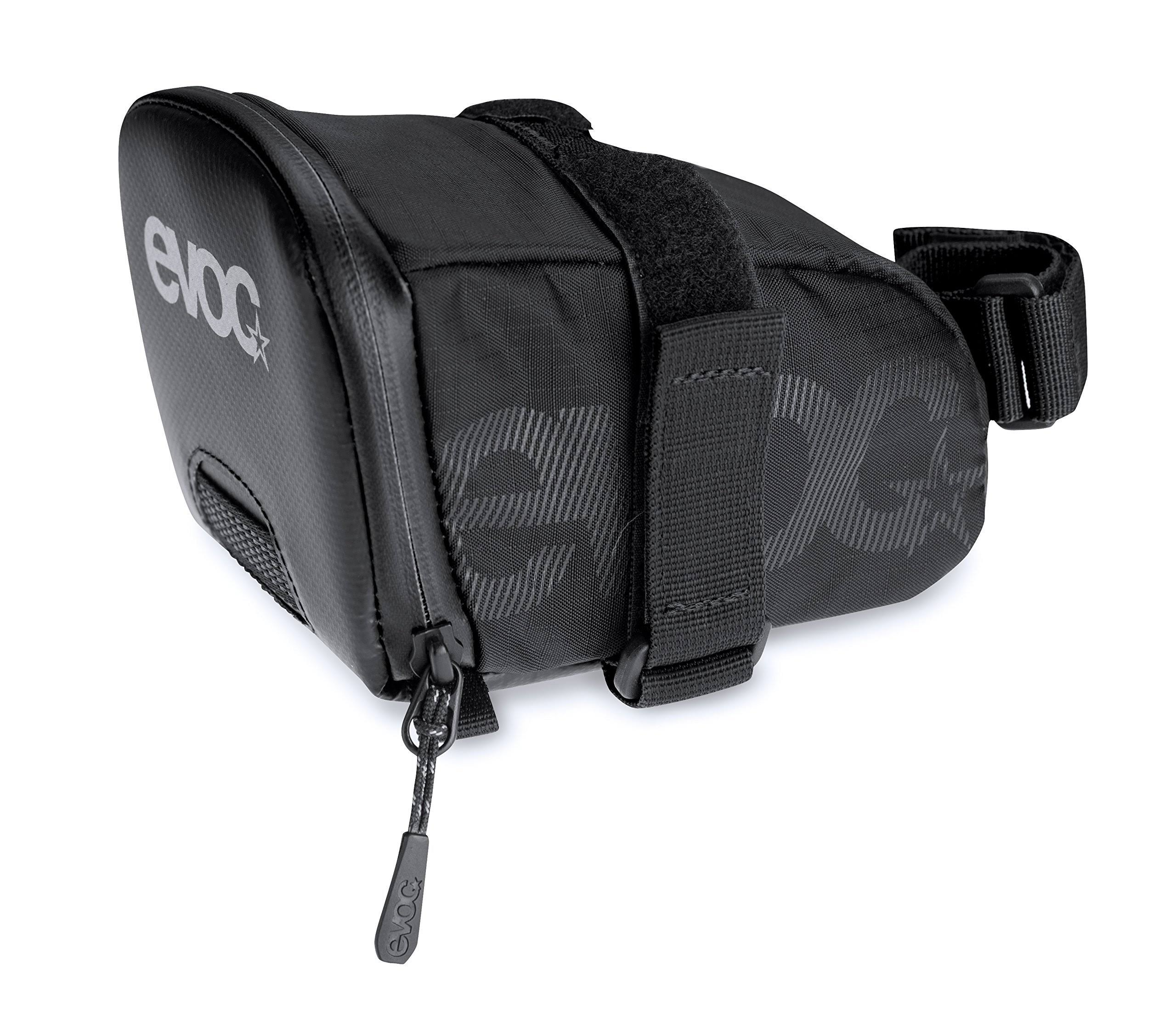 Evoc Tour Bicycle Saddle Seat Bag - Black, 1 Liter