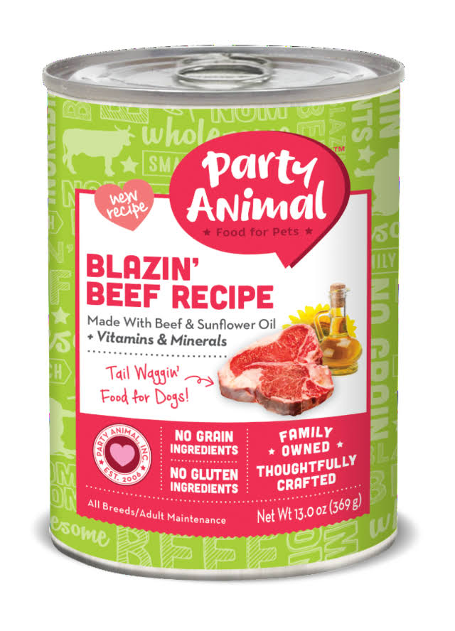 Party Animal Blazin Beef