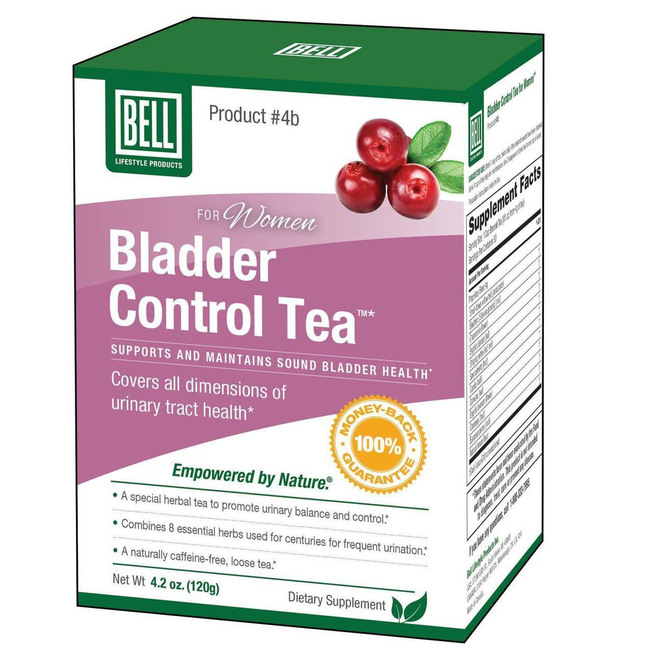Bell Lifestyle Products Bladder Control Tea for Women - 120g