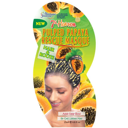 7th Heaven Pulped Papaya Hair Mask - 25ml