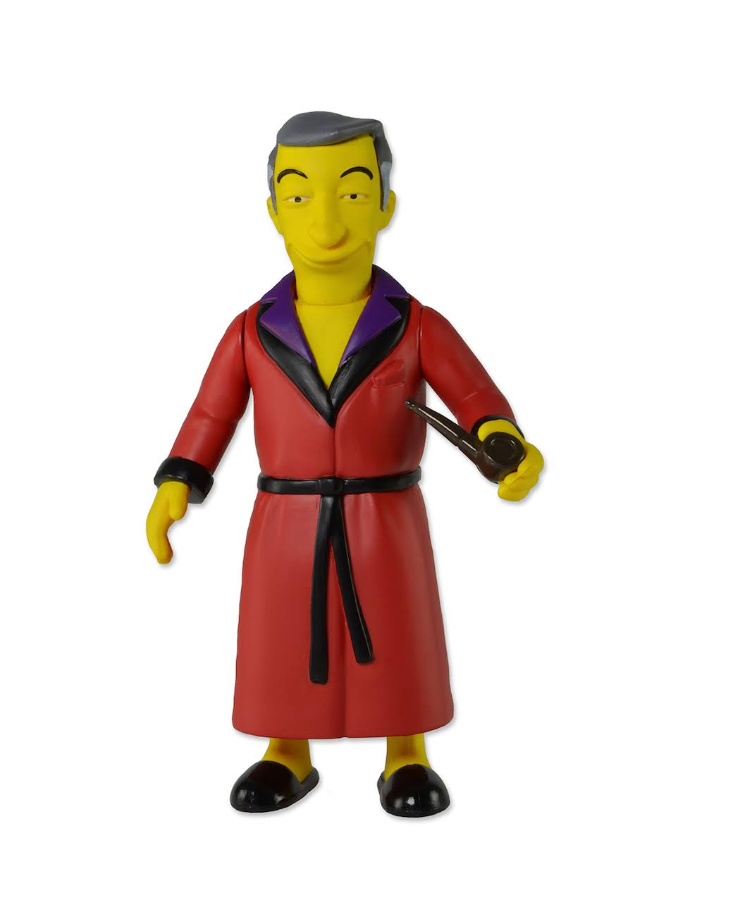 The Simpsons 25TH Anniversary Figure - Series 1, Hugh Hefner, 5""