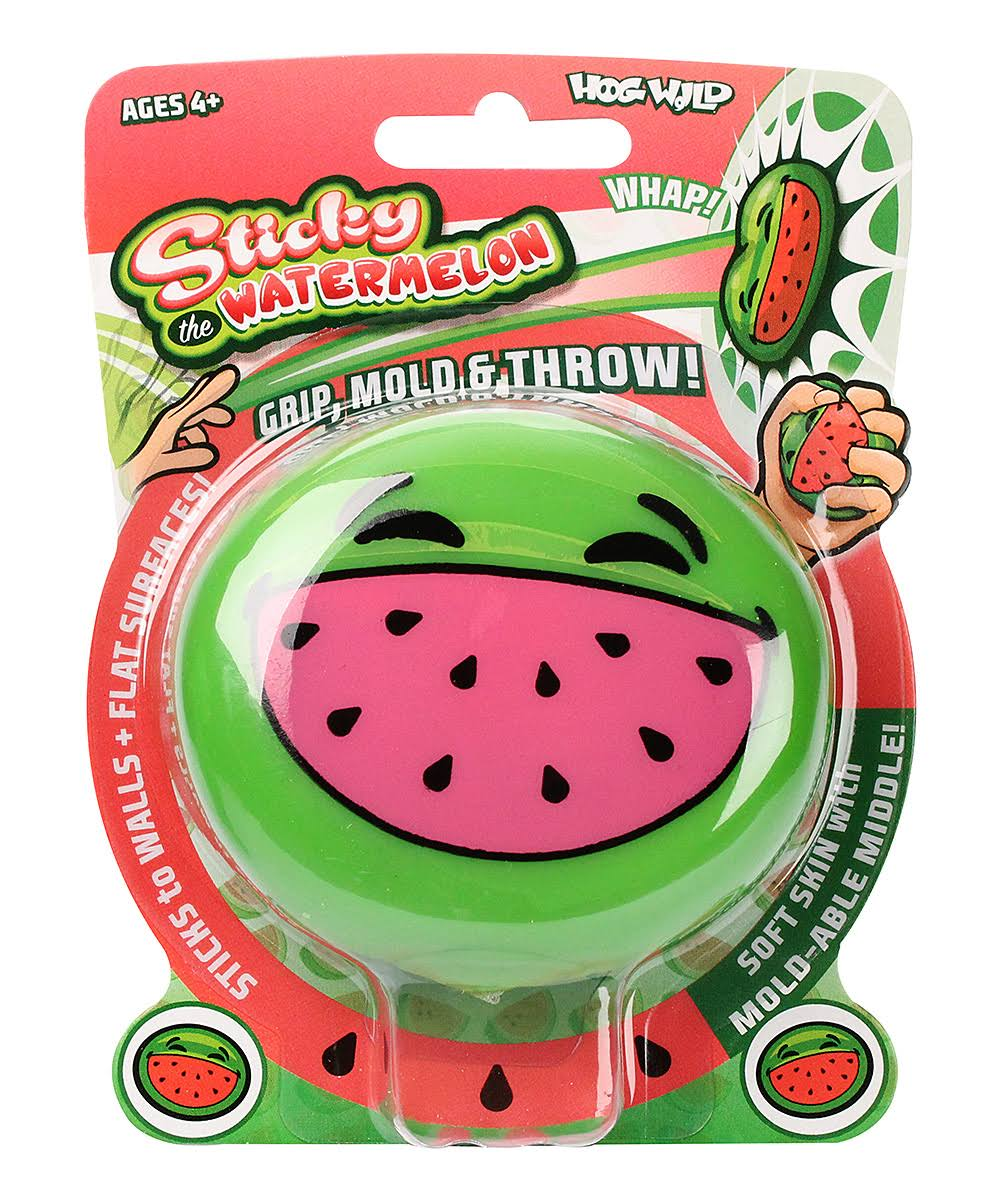 Hog Wild Sticky The Watermelon