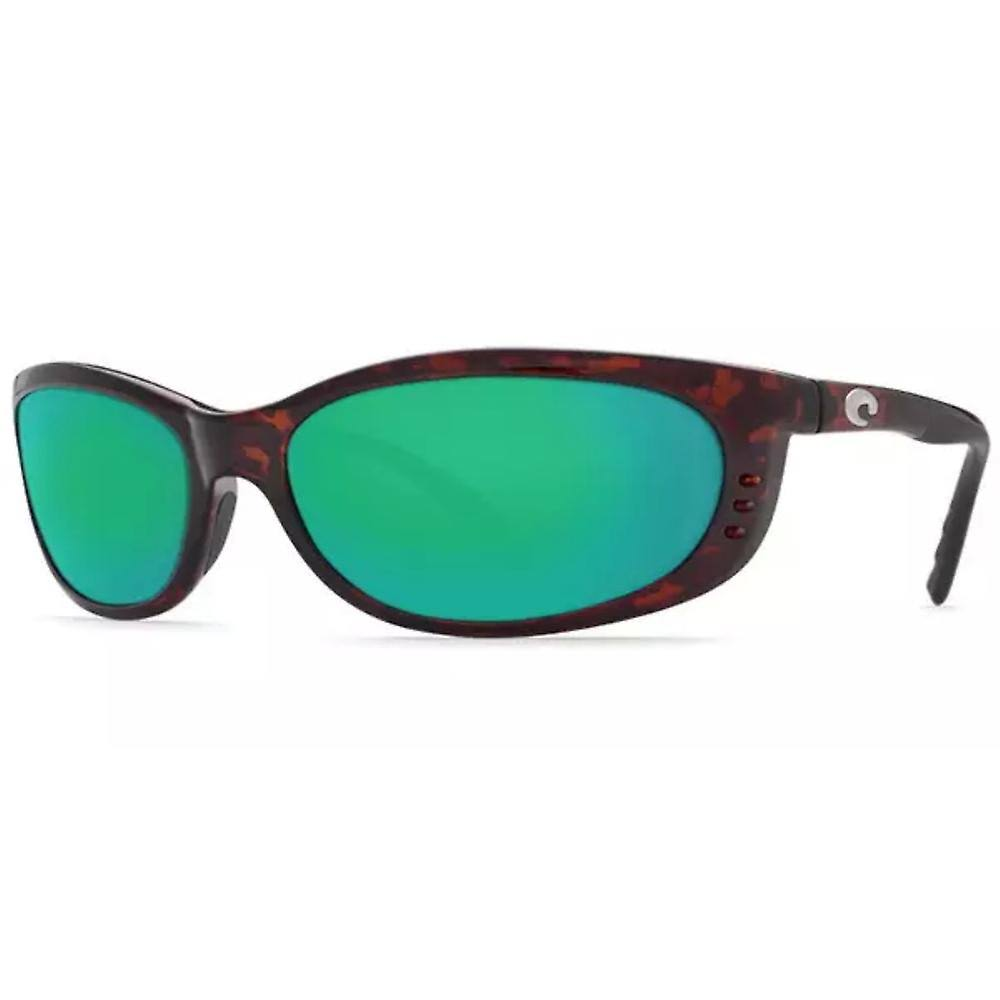 Costa Del Mar Fantail Sunglasses - Green, Tortoise