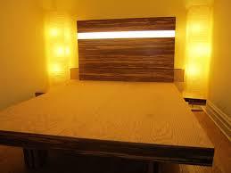 bamboo flooring platform bed 5 steps