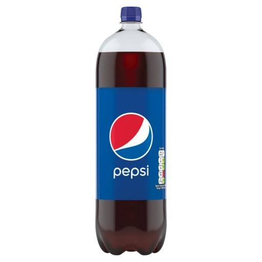 Pepsi Soda Bottle - 2L