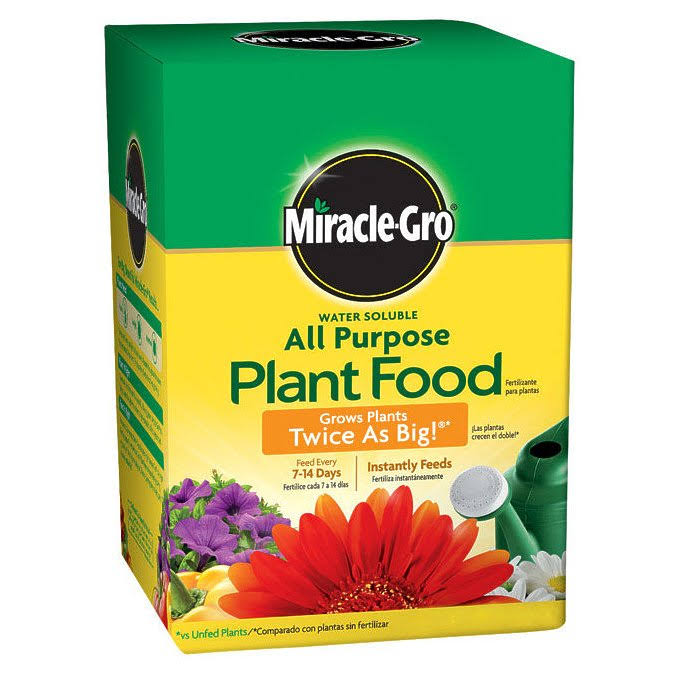 The Scott All Purpose Plant Food - 3lbs