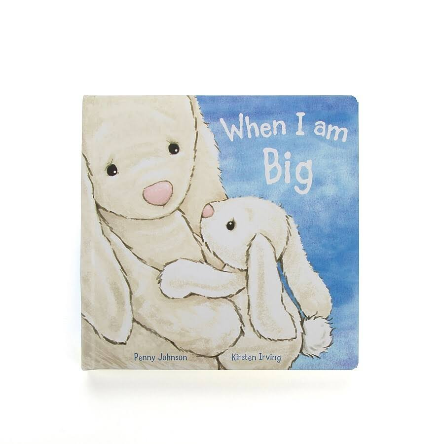Jellycat When I Am Big Book - Penny Johnson