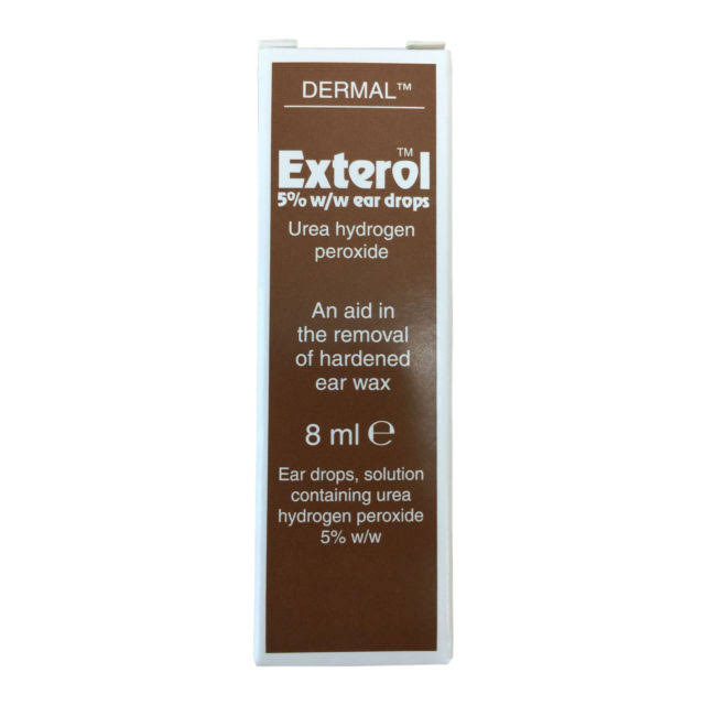 Dermal Exterol Ear Drops