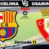 Barcelona vs Osasuna: resumen y goles del partido de la jornada ...