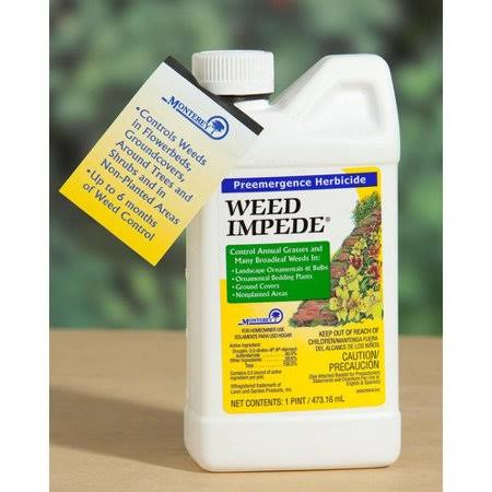 Monterey Lawn and Garden Monterey Weed Stopper - 1 pint
