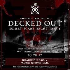 List 3 Other Names For Halloween by Boat On The River Halloween Yacht Party Tickets Sat Oct 28