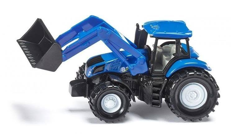 Siku New Holland with Front Loader Toy