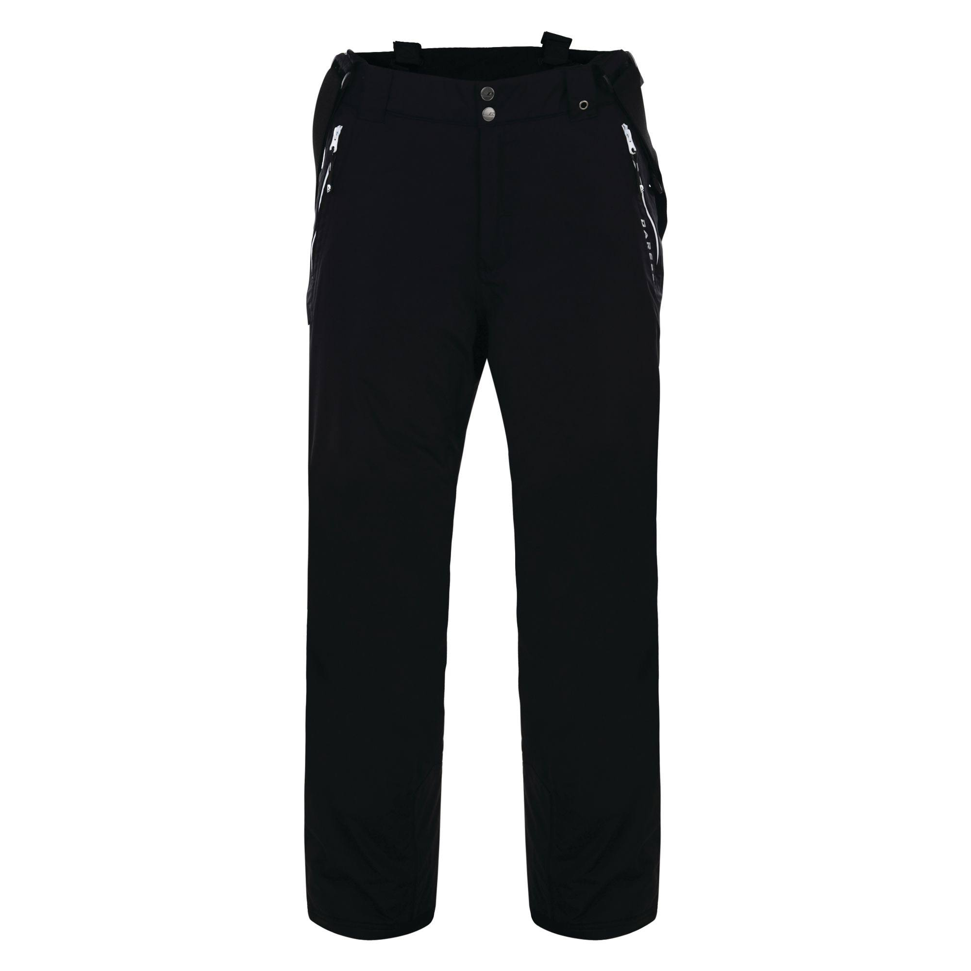 Dare2b Keep Up III Mens Ski Pants (Black) M