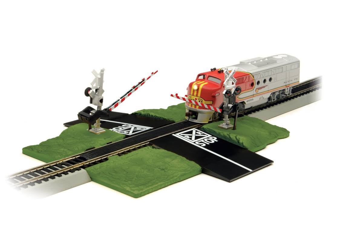 Bachmann HO E-Z Track Crossing Gate