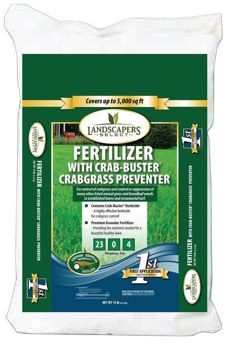 Turfcare Landscapers Select Crabgrass Killer - 5,000 Square Feet