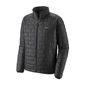 Patagonia Mens Nano Puff Jacket - Forge Grey, Small