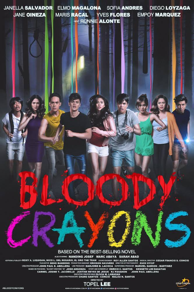 Bloody Crayons-Bloody Crayons