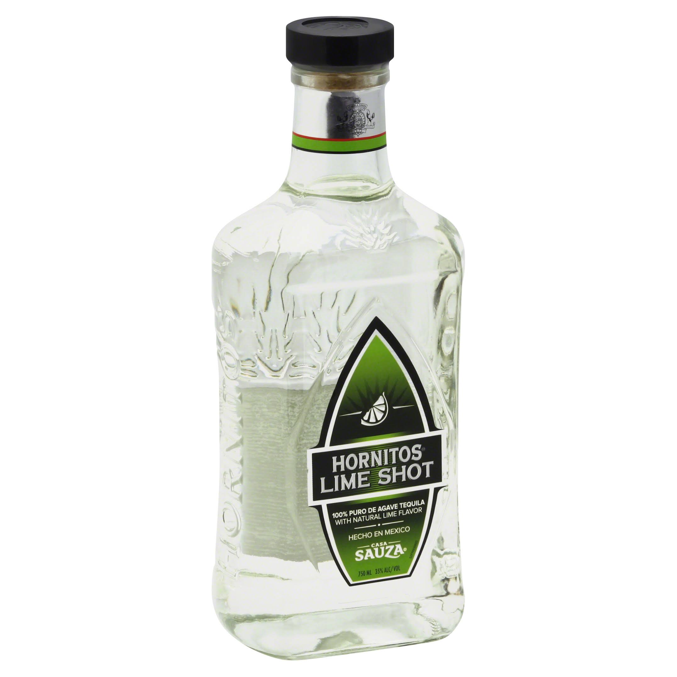 Hornitos Lime Shot Tequila - 750ml
