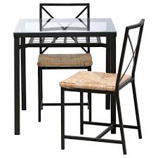 Kitchen Table Sets Ikea by Glass Diningble Ikeables Is Also Kind Of Kitchen Various Types
