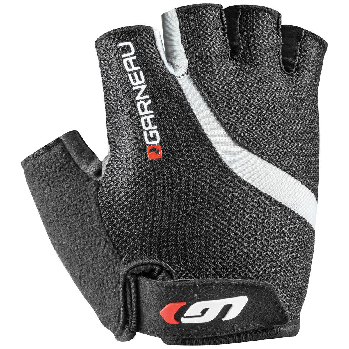 Louis Garneau Women's Biogel RX-V Bike Gloves - Black, Medium
