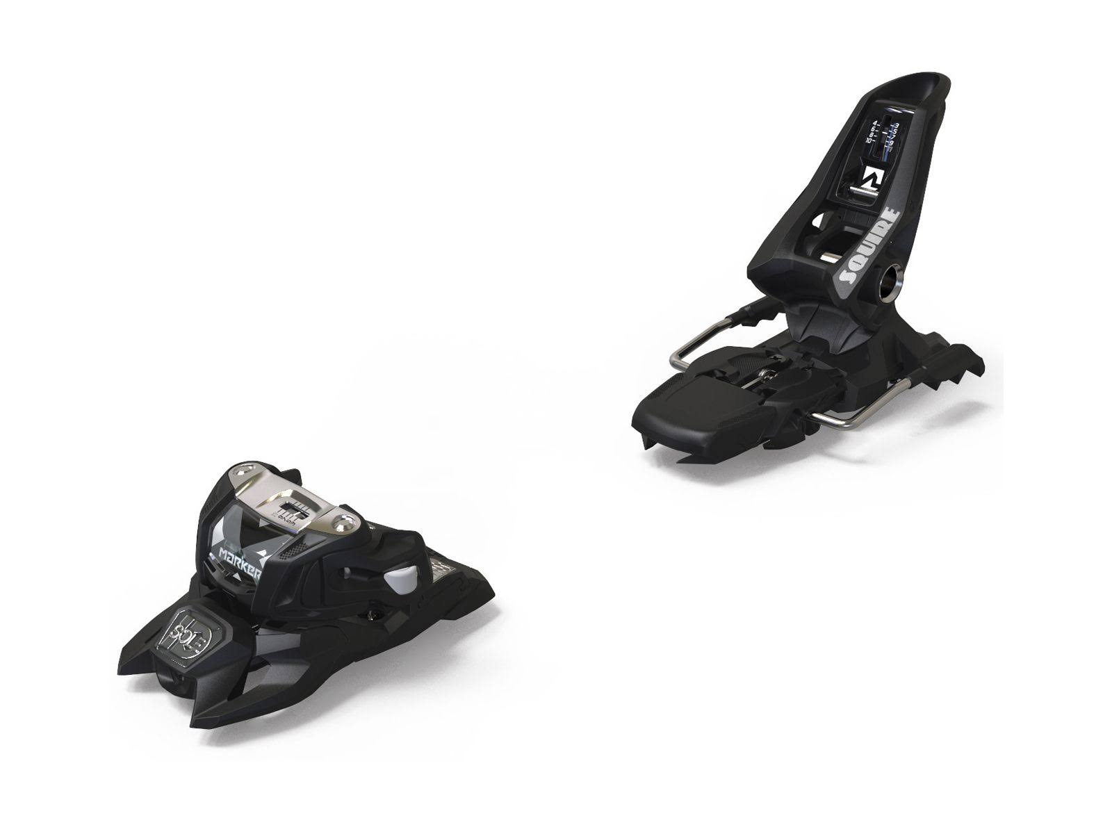 Marker Squire 11 Ski Bindings - 110mm, Black