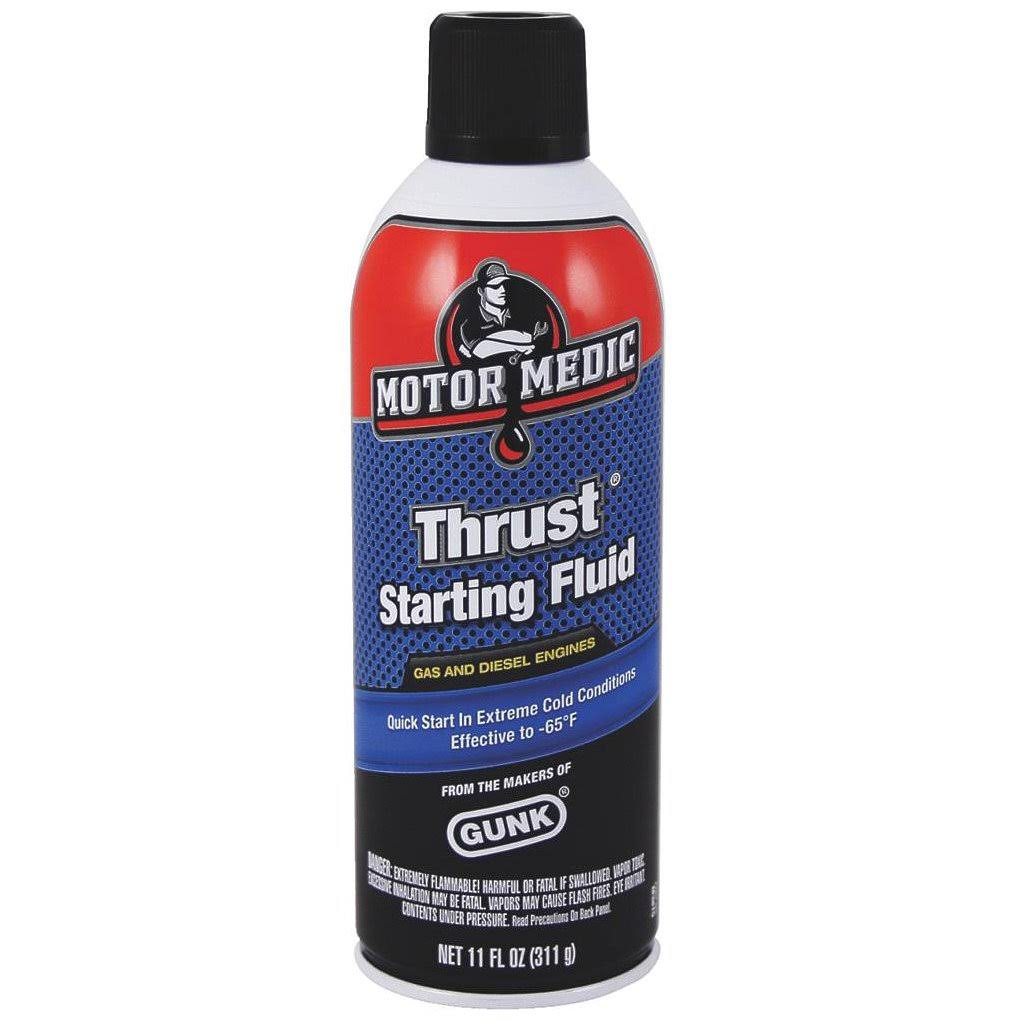 Motormedic Thrust Starting Fluid 11 oz. M3815