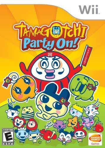 Tamagotchi Party On - Nintendo Wii