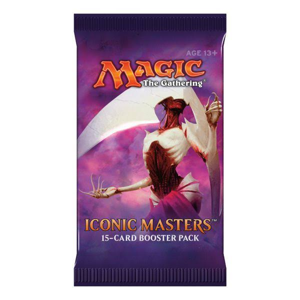 Magic The Gathering - Iconic Masters Booster Packs