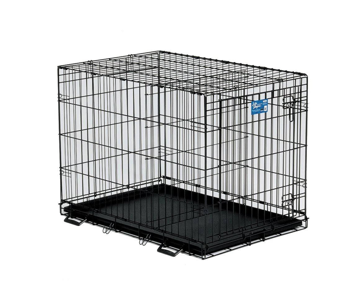 "Midwest 36"" Life Stages Dog Crate"