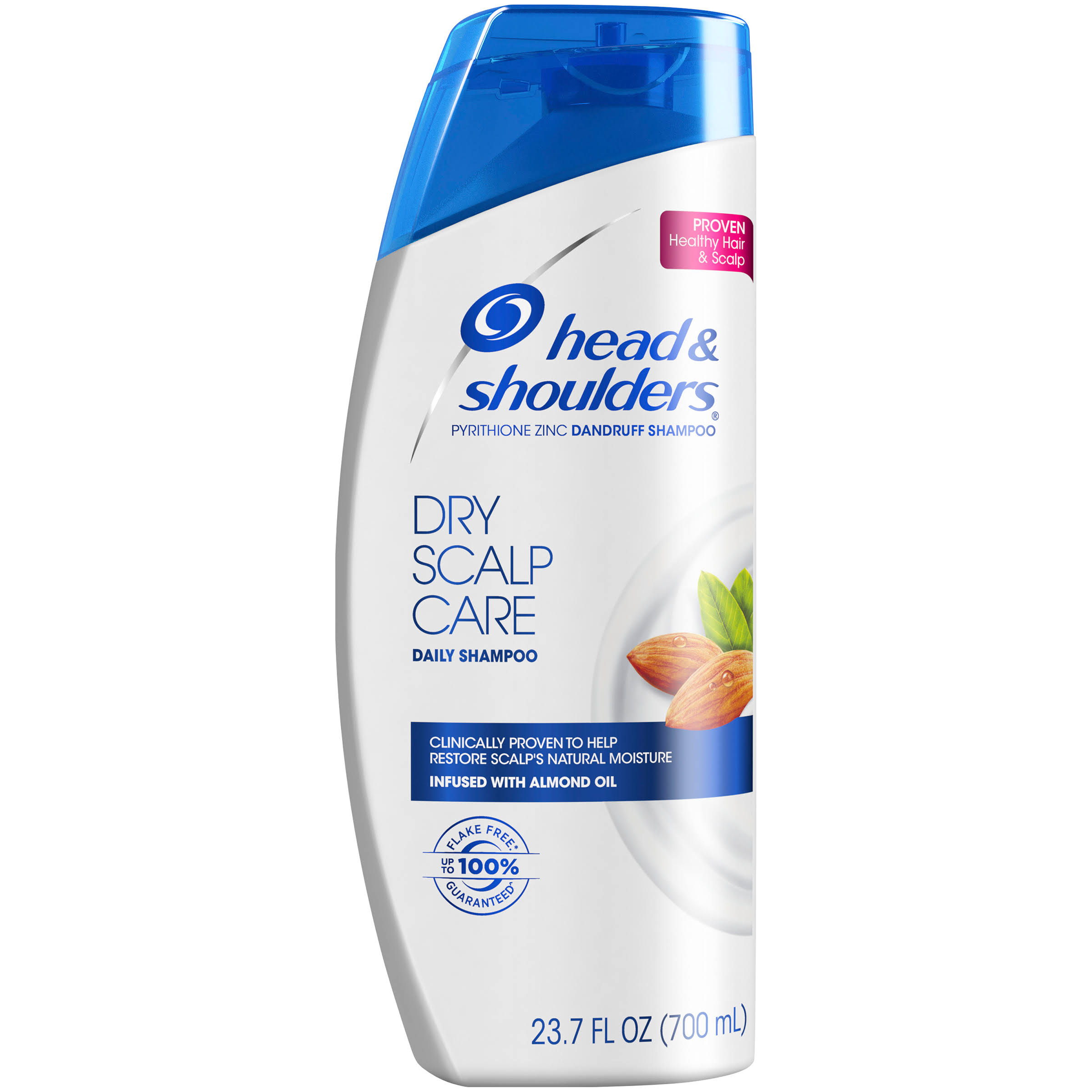 Head & Shoulders Dry Scalp Care Almond Oil Dandruff Shampoo - 23.7oz