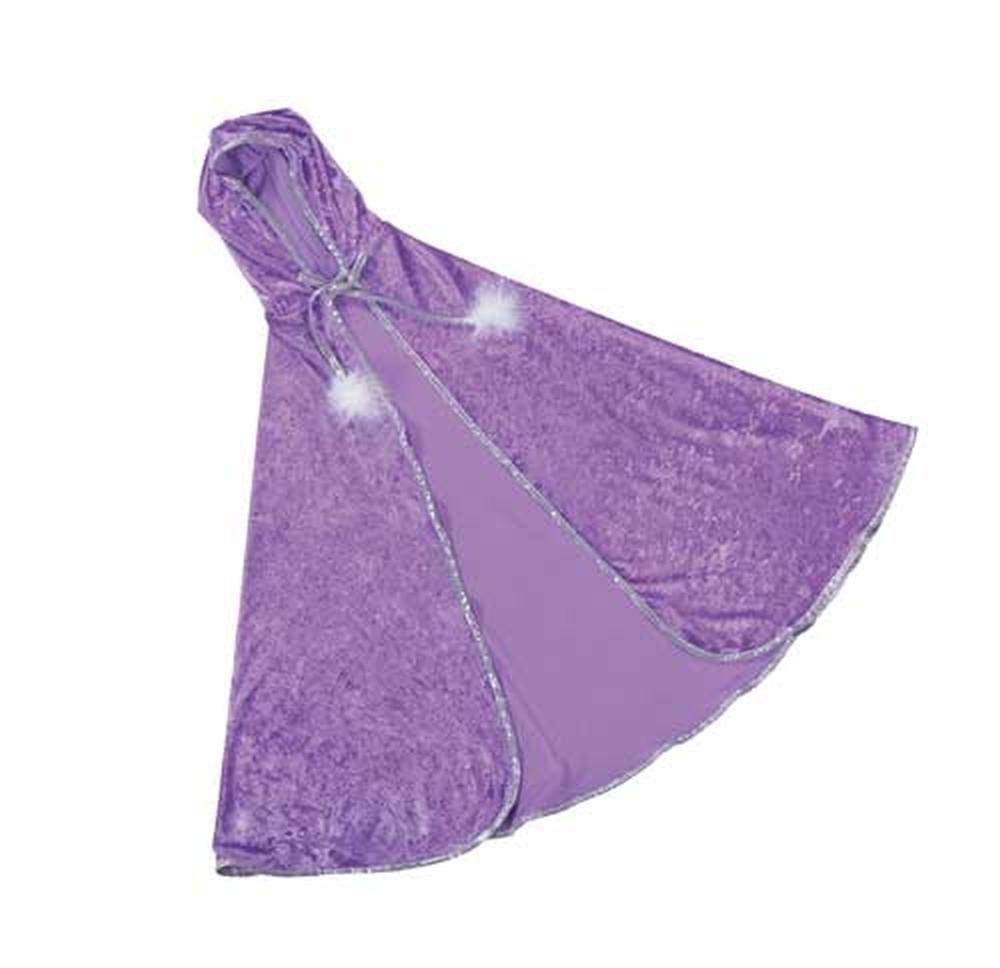 Great Pretenders Creative Education's Lilac Princess Cape Size Medium