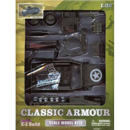 InAir Classic Armour M3A1 Half Track Model Truck Kit - 1:32 Scale