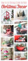 Pea Ridge Christmas Tree Farm by How To Use Vintage Decor At Christmas Atta Says
