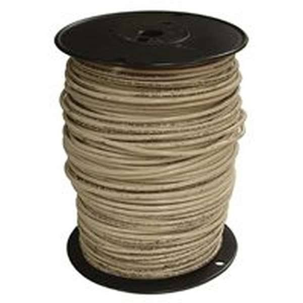 Southwire #11596401 500' 10 Solid Wire - White