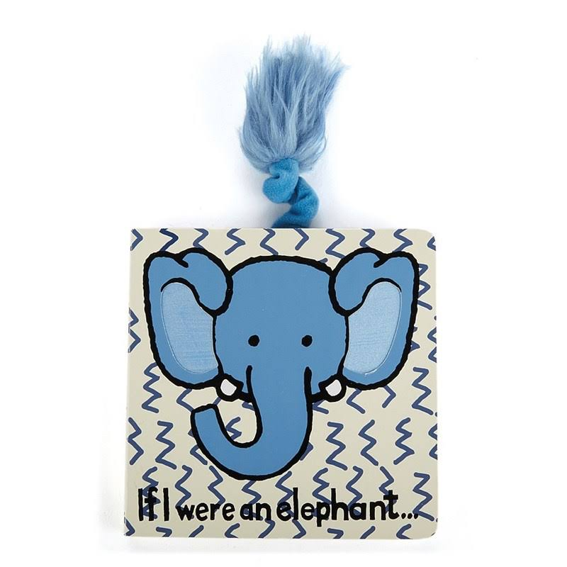 If I Were An Elephant - Jellycat