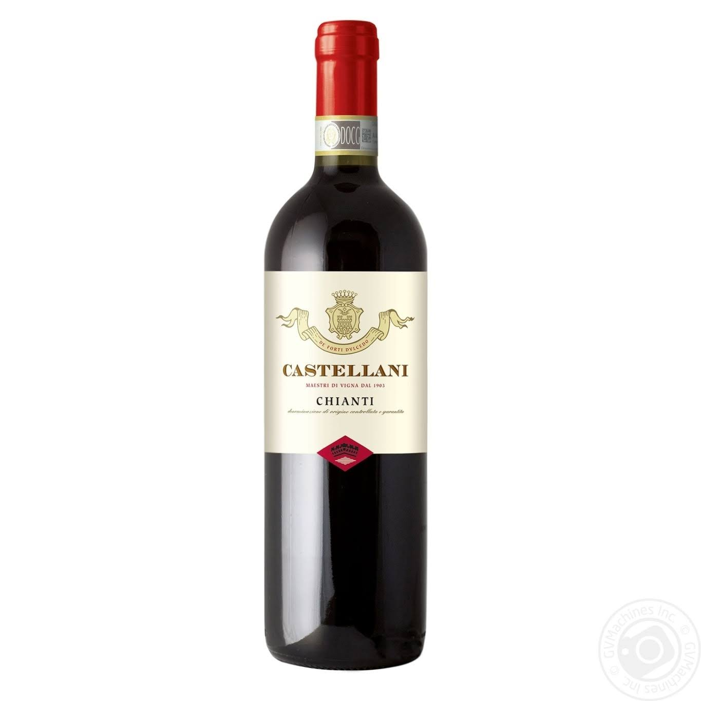 Castellani Chianti Red Wine - Italy