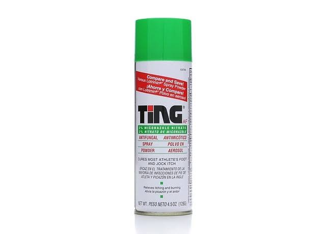 Ting Foot Health Care Spray Powder - 4.5oz