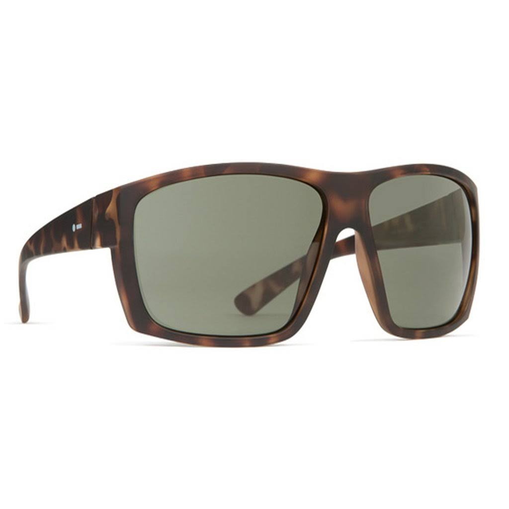 Dot Dash - Shizz Tortoise Satin Sunglasses / Vintage Grey Lenses