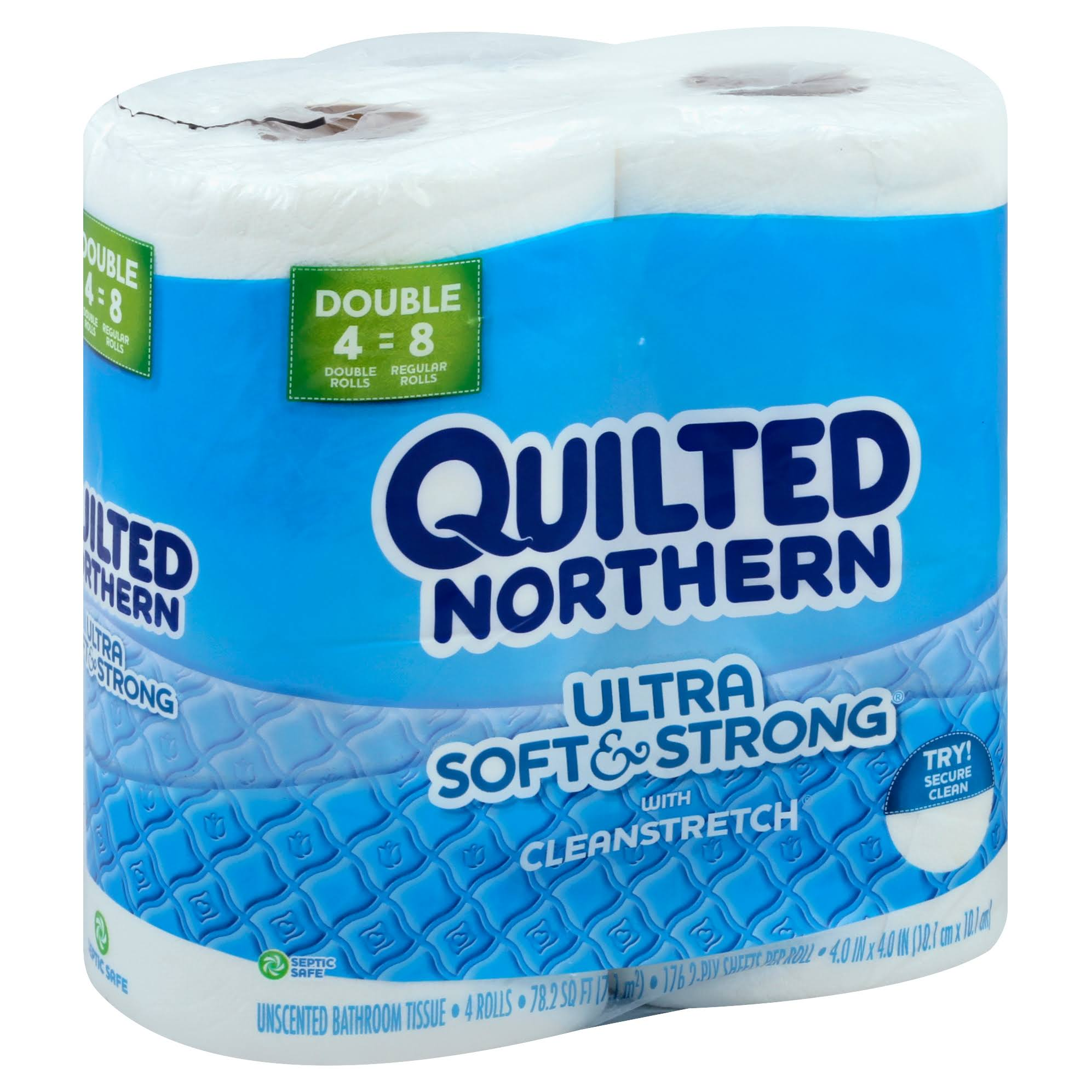 Quilted Northern Soft & Strong Tissue