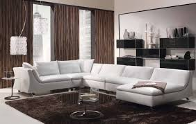Brown Couch Room Designs by Luxury And Modern Living Room Design With Modern Sofa Luxury
