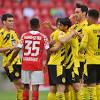 Visão | Raphaël Guerreiro marca e Borussia Dortmund confirma ...