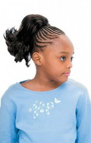Freetress for Kids Jackie 8 Ponytail Synthetic - 1