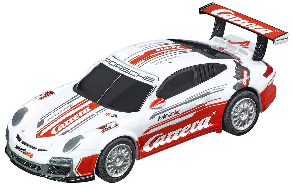 Carrera Slot Cars Porsche GT3 Carrera Colours Go Car Model Kit - 1:43 Scale
